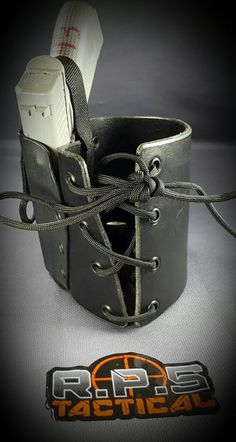 This Boot Lace Holster was designed at our customers request for a boot mounted holster. The lace holes are reinforce with rivets that are spaced for common boot … Continue reading → Boot Holster, Kydex Holster, Concealed Carry Clothing, Concealed Carry Holsters, Bug Out Gear, Custom Leather Holsters, Firearms, Shotguns, Leather Craft