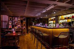 Andina restaurant by Schneider Designers and Here Design, London – UK » Retail Design Blog