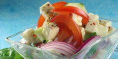 Řecký selský salát. Recepty — Podravka   S Podravkou chutná lépe