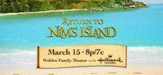 USA dates for Return to Nim's Island