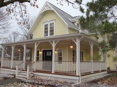 Kaitlin's Korner: Day 15: My Dream House!!
