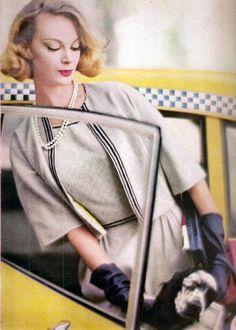 Moda Vintage, Vintage Vogue, Moda Fashion, 1960s Fashion, Vintage Fashion, Classic Fashion, Uma Thurman, Fashion Images, Fashion Models