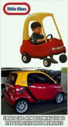 little tikes/smart for two