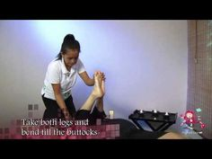 Massage: Stretching Massage