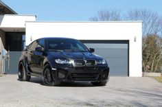 G-Power oversee upgrade to BMW X6 M Typhoon. We're living in turbulent times!