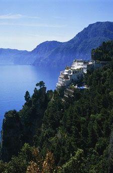 Beautiful Sorrento, Amalfi Coast, Italy