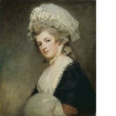 George Romney, Mrs Mary Robinson, England, 1780-1, P37, Wallace Collection, London