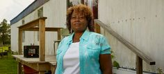 Meet the Activist Getting Sued for Complaining About a Coal-Ash Dump. Esther Calhoun lives in Uniontown, a small town in Alabama where more than nine out of ten residents are black, and half live below the poverty line. Social Justice, Ash, Chef Jackets, Alabama, Meet, The Incredibles, People, Live, Grandparents