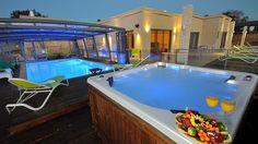 Luxurious holiday villa Western Galilee, Israel