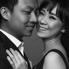 Ezra & Kartika  #portrait #couple