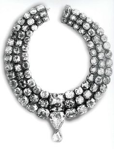 The Baroda Diamond Necklace