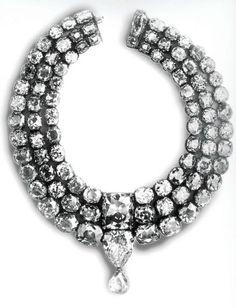 The Baroda Diamond Necklace