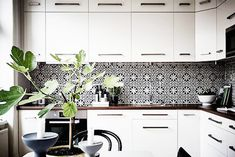 Treasured Tile - The Best Kitchens We Saw All Year - Photos