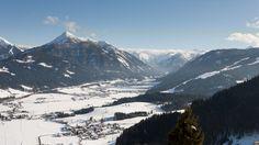 Herrlicher Sonnentag in Flachau im Salzburger Land  wonderfull sunny day in Flachau Salzburg