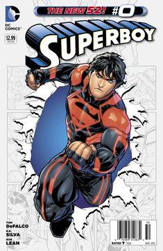 superboy   Superboy Vol 6 0 - DC Comics Database
