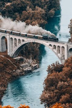 Solkan Bridge, Slovenia