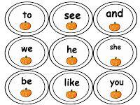 The Teacher's Treasure Chest: Sight Word Freebie Game