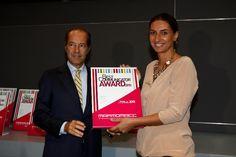 Immagini del premio architettura Best Communicator Award 2013 - Prometec