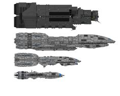 halo ship designs