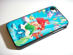 The Little Mermaid Disney Princess 1 Case iPhone