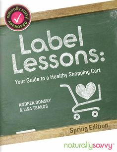 Label Lessons: This is the new free on-line edition about what is in the food products many or most of us eat.  The authors compare typical foods with better options, and say why.  If eating healthy is important to you and your family, this is a must read.
