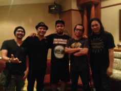 me with Musikimia band