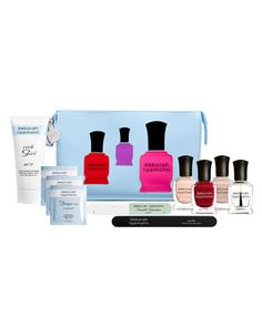 Come Fly With Me Essential Manicure Set ($123 Value) by Deborah Lippmann at Neiman Marcus.