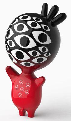 Beetroot, ''Multiple Views'', 2010. / http://www.yatzer.com/art-athina-2013