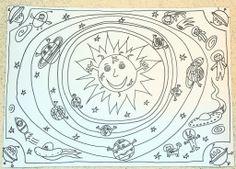 Układ słoneczny.
