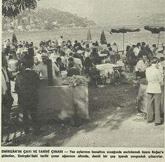Emirgan, 1972