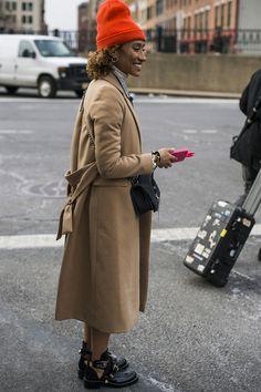New York Street Styles   Rotkäppchen