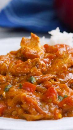 Pollo Tikka Masala, Deli Food, Korean Street Food, Good Food, Yummy Food, Cooking Recipes, Healthy Recipes, Recipes From Heaven, No Cook Meals