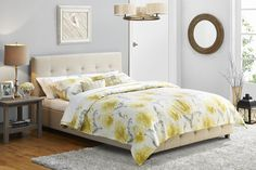 Harris Upholstered Bed