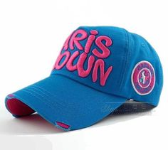773576fa1a0 Chris Oakland Logo Vintage Casual Fashion Designer Baseball Cap Hat Cadet  Blue