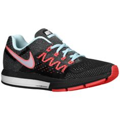 c0242ef207361 Nike Air Zoom Vomero 10 Womens Ice WhiteBlackHot Lava Running Sneakers 6  WIDE   Continue to the product at the image link. (This is an affiliate  link)