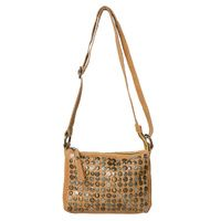 Cadelle Leather Bag - Gypsy - Camel Leather Bag 58f579c574b33