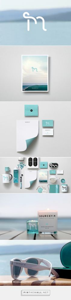 Sourcey.M — The Dieline - Branding & Packaging http://www.thedieline.com/blog/2015/10/21/sourceym - created via https://pinthemall.net