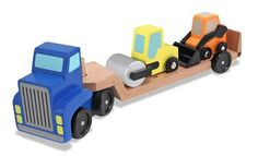 Our son loves trucks and wheels right now (11 mos).  Thinking about getting this for his 1yr birthday.