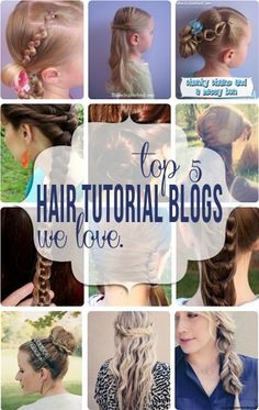 hair blogs we love