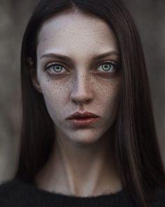 Photographer: Mertsalova Tatiana. Model: Ekaterina Mozhina
