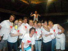 컨티키 유럽여행자 분들이 가장 베스트로 꼽는 파티 중 하나! I Love Rome 파티!!!