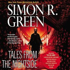Tales from the Nightside by Simon R. Green, Finished on 3/18/2015.