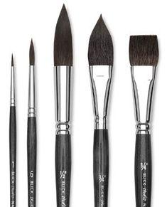 12 un conjunto de acuarelas de pintura del cepillo de artista artesanías finas Modelo Mc De Aceite De Acrílico