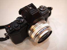 Olympus OMD E-M5 + zuiko  17mm 1.8 lens