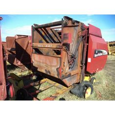 Used 2006 New Holland BR780 balers, mower, rakes, swathers parts - EQ-26610!  Call 877-530-4430 for used tractor parts! https://www.tractorpartsasap.com/-p/EQ-26610.htm