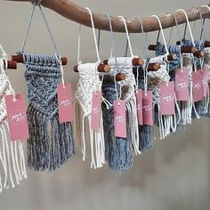 Add some modern macrame Art to your office with this gorgeous Mini wall hanging! This wall hanging is made with 100% Australian high quality twisted cotton cord. Handmade by us with the tons of love and care in the Hills District N.S.W, Australia.