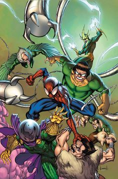 Spider-Man vs The Sinister Six