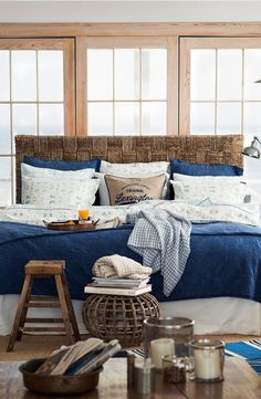 Lexington Spring 2016 Bedding - Make your bedroom the coziest place in your home.