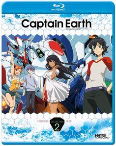Captain Earth: Collection 2