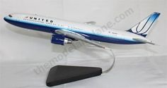 Model Aircraft: Boeing 767 300 United Airlines, Boeing 767